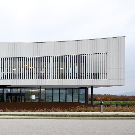 Budova Erben Group v Dolním Rakousku