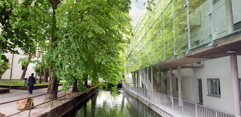 Am-Zwinger - Architektur DELTA