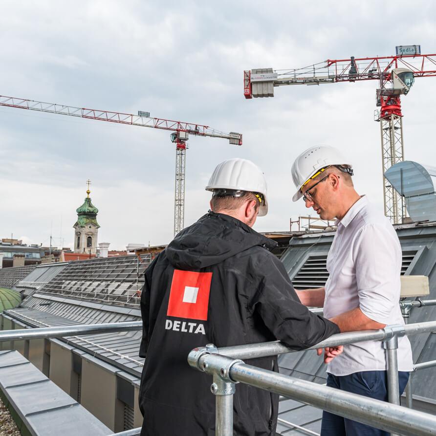 Stavební management v praxi na stavbě