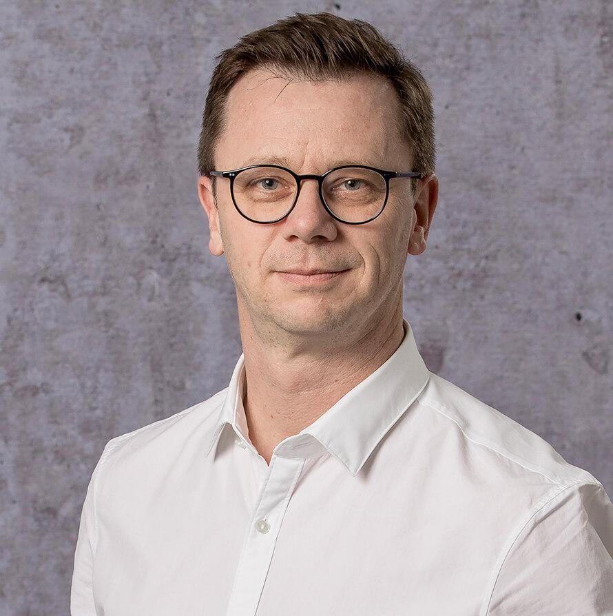 Andreas Dopplmair, výkonný ředitel DELTA Baumanagement