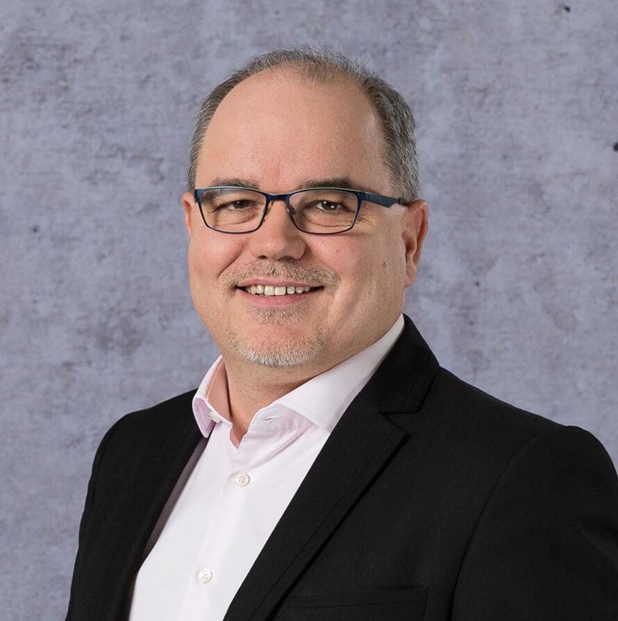 Erik Stefanovic, Geschäftsführer DELTA Tschechien