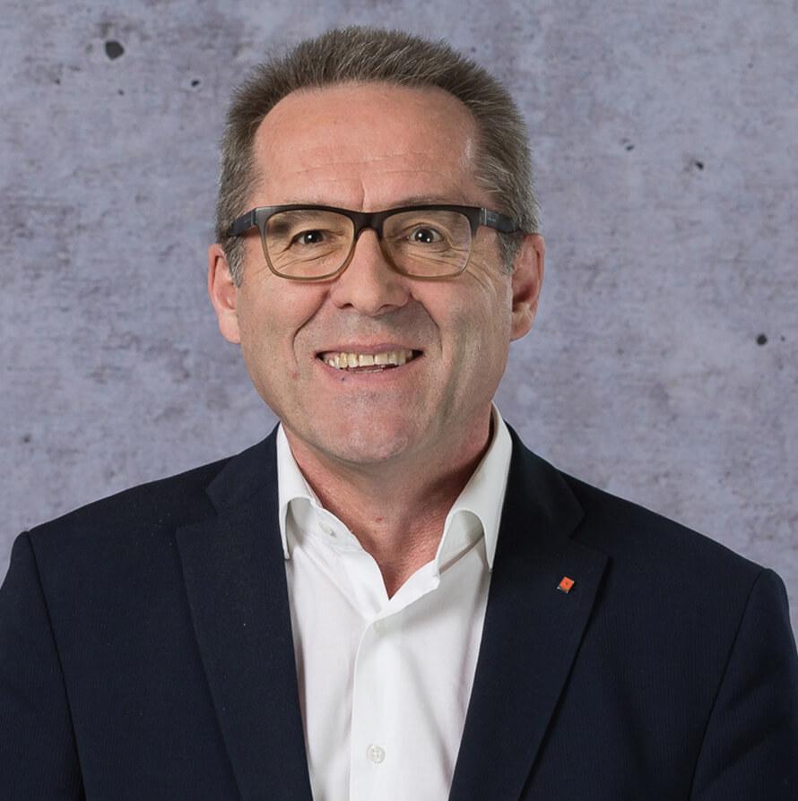 Konrad Scheibl, generální ředitel stavebního technika DELTA