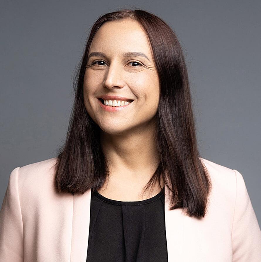 Liliya Bochalova, finanční ředitelka DELTA Ukrajina