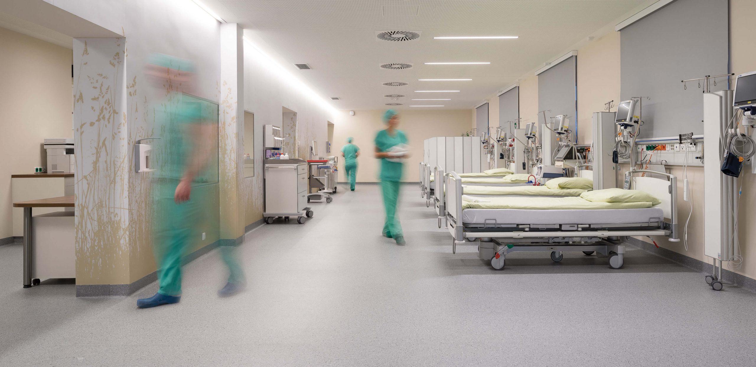 Klinik Diakonissen Linz_Generalplanung_DELTA_Foto_Erich Sinzinger