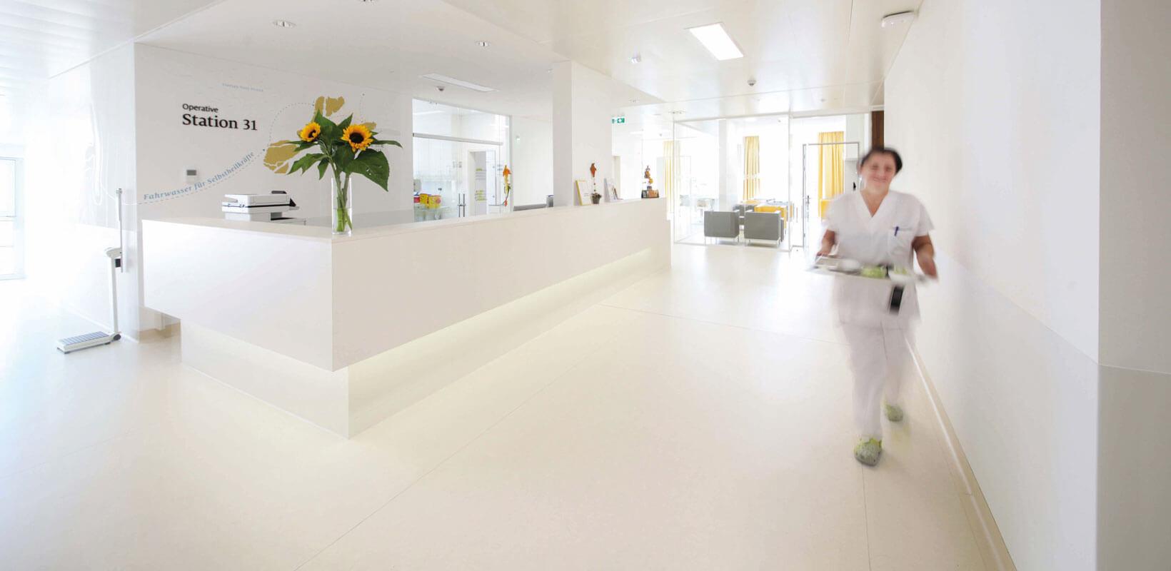 Nemocnice svatého Josefa ve Vídni – projektový management DELTA