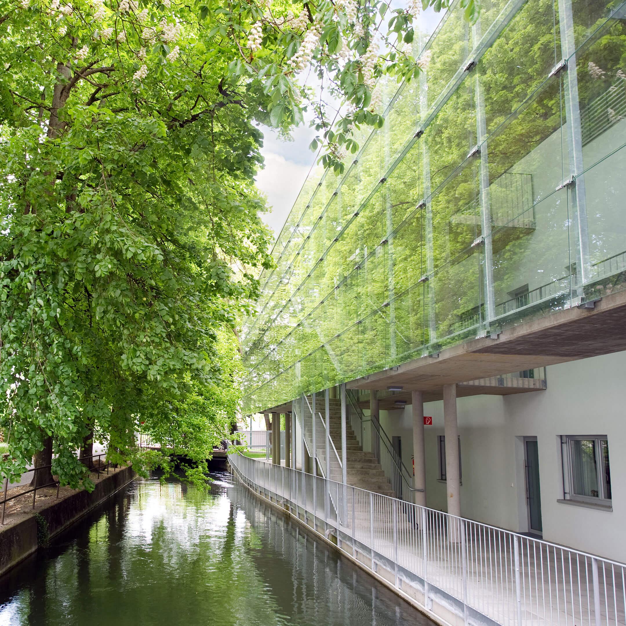 Am Zwinger-Architektur DELTA