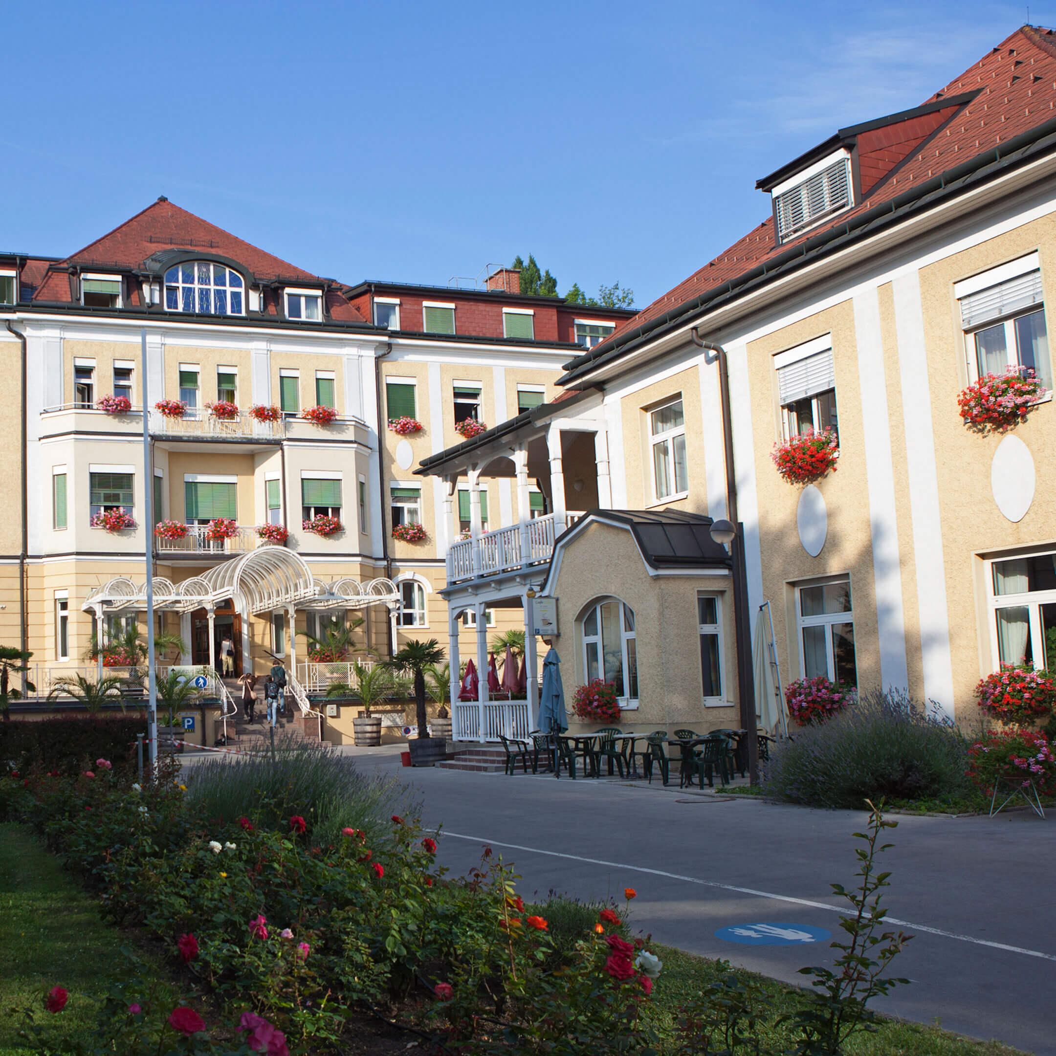 Nemocnice Sv. Josefa ve Vídni