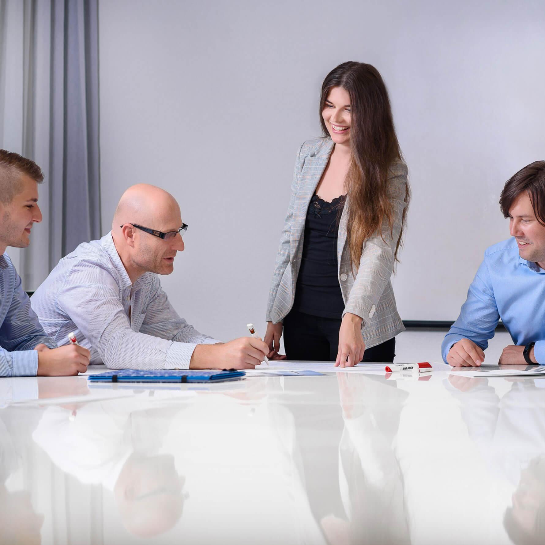 Porada zaměřena na klienty