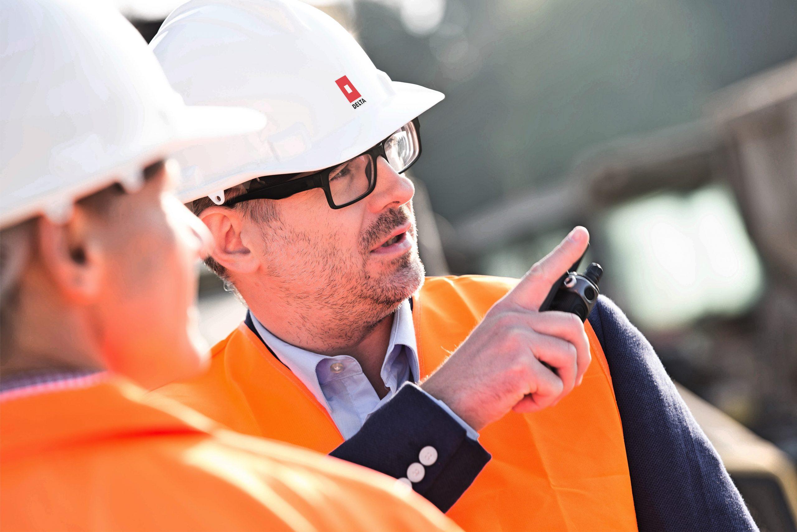 Stavební management společnosti DELTA