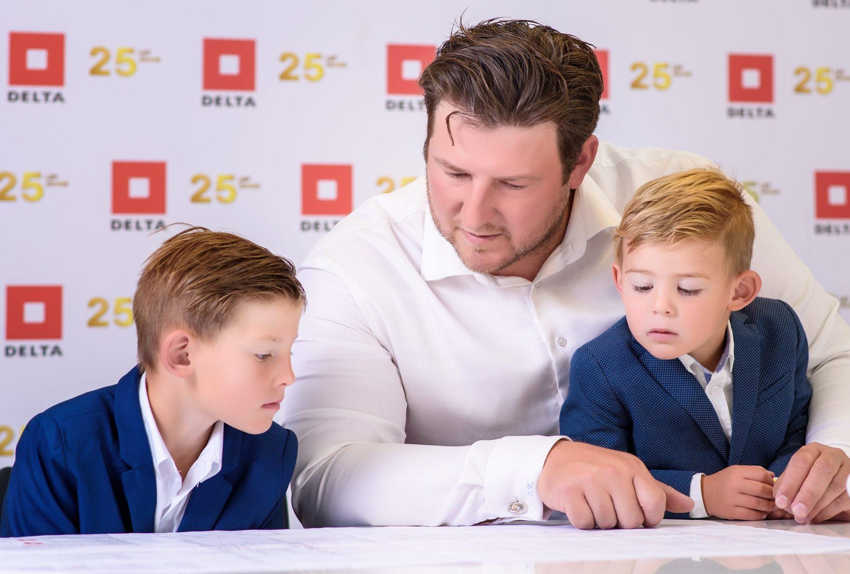 Podpora dětí při práci