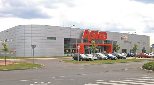 Prodejna ASKO v České Republice