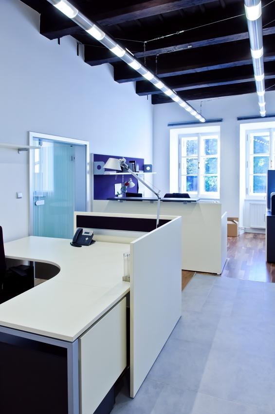 Kanceláře voestalpine v Praze