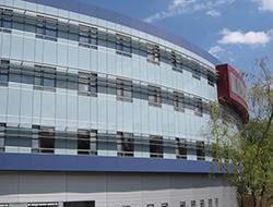 Fasáda rehabilitační nemocnice Speising