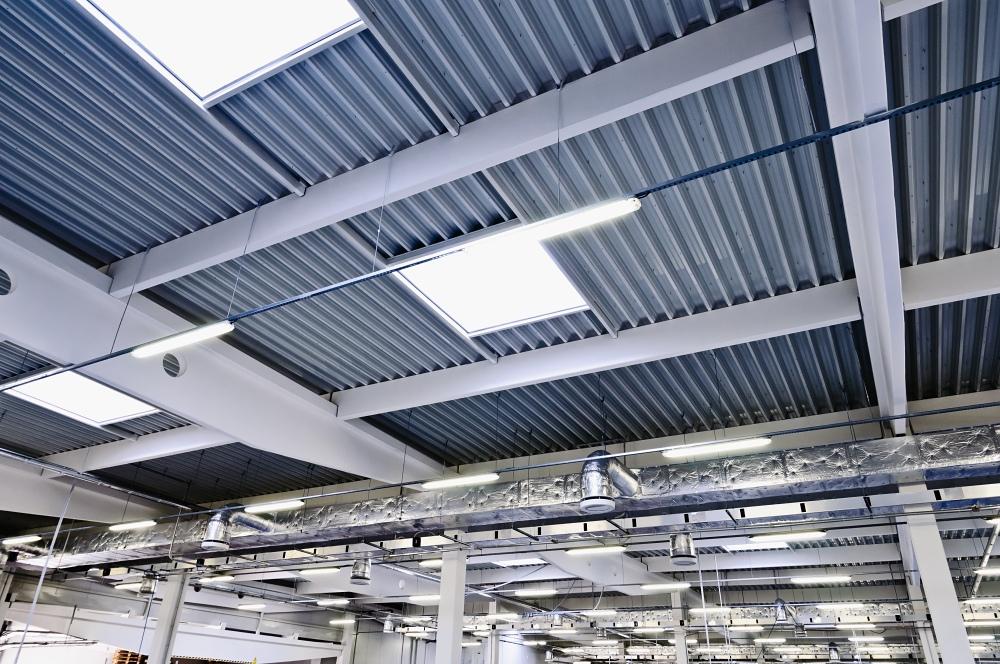 Výrobní hala společnosti Dirac Industries