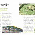 Novinový článek z magazínu Development News na téma Vývojové centrum mobility skupiny BMW v BIM 5D