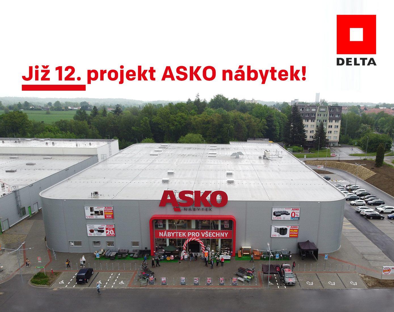 Nová prodejna ASKO v Havířově