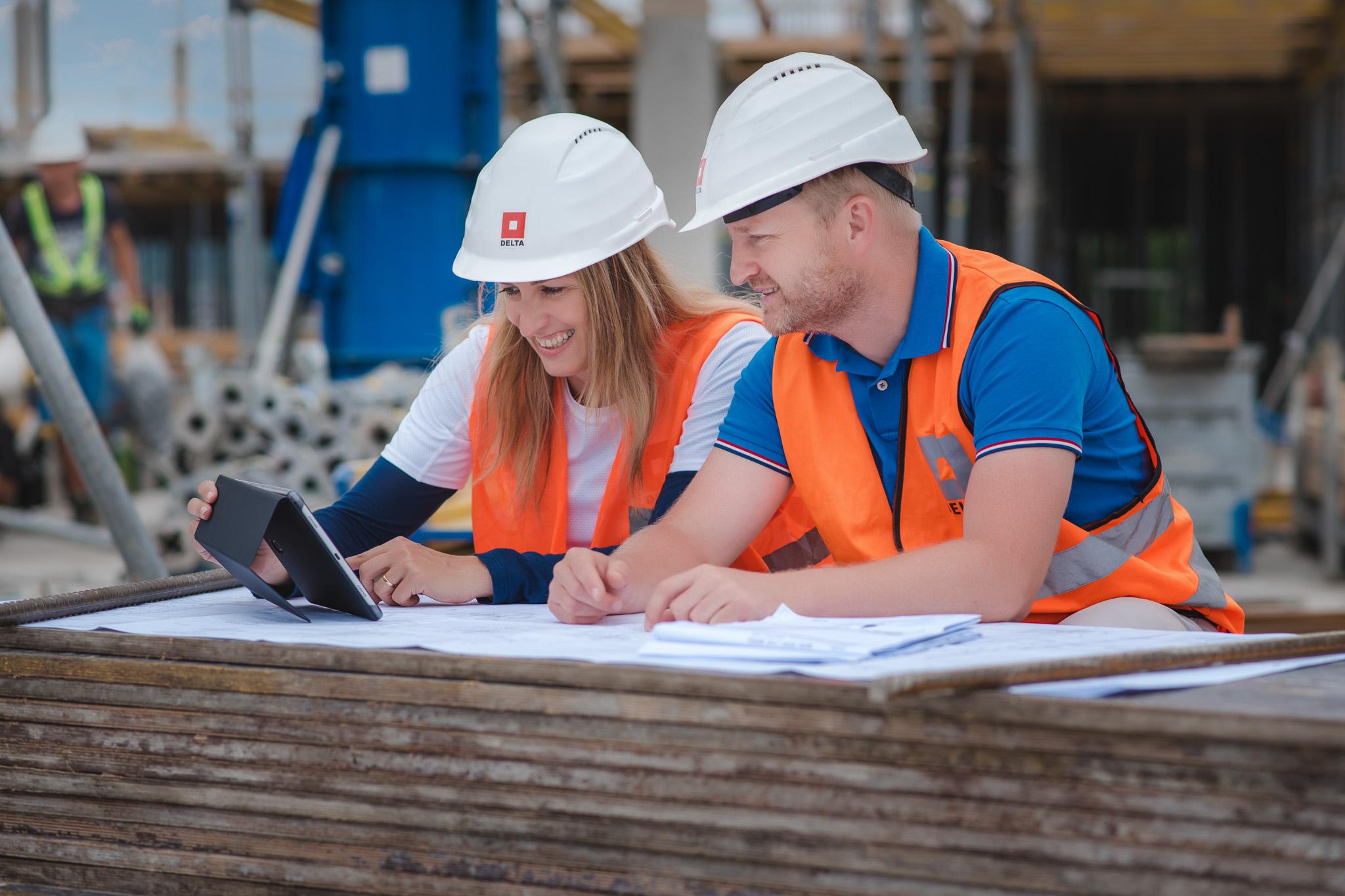 Projektový management na staveništi
